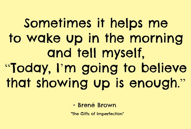 brene brown quote happiness