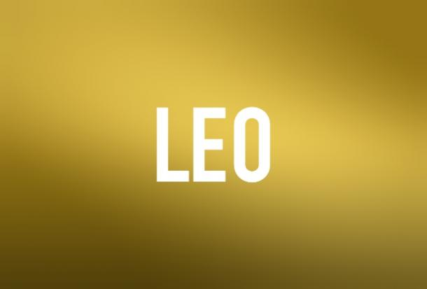 Zodiac Astrology Men Leo Astrological Sign