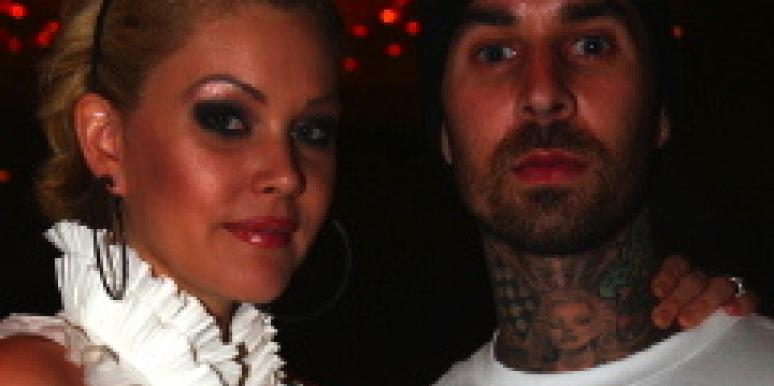 shanna moakler and travis barker