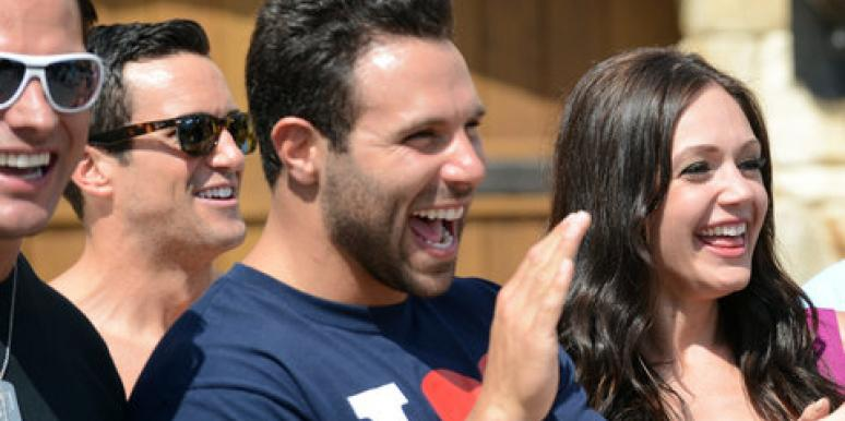 Love & TV: 'The Bachelorette' Week 2 Recap: All The Right Reasons