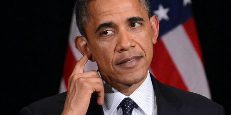 "President Obama ""Call Me Maybe"""
