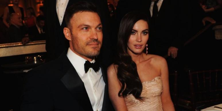 Brian Austin Green and Megan Fox from IMDB.com