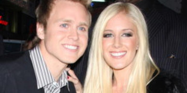 Is Heidi Montag Pregnant With Spencer's Child?