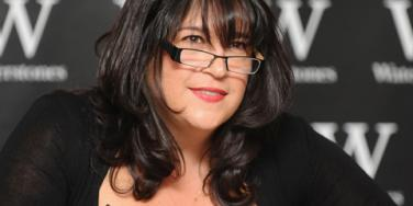 E.L. James, author of 'Fifty Shades Of Grey'