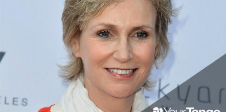 Jane Lynch YourTango Exclusive