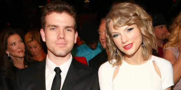 Taylor Swift and her brother Austin