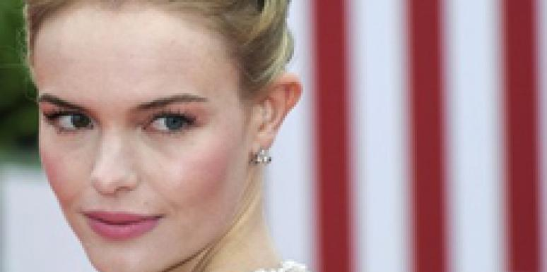 Kate Bosworth Gets Physically Sick From Breakups, Too