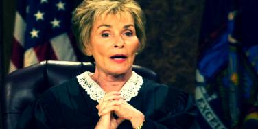Judge Judy Cautions Women To Be Financially Independent