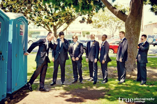 "<a href=""http://truephotography.com/photo-of-the-week/funny-groomsmen-photo-wedding-lodge-torrey-pines/""> truephotography.com </a>"