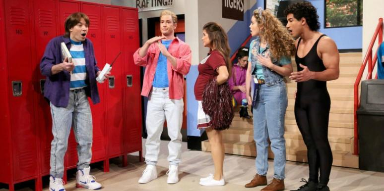 saved by the bell reuinon