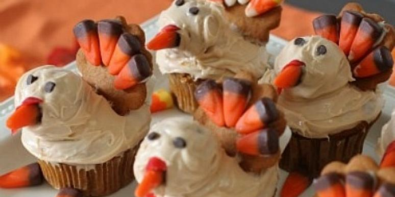 Couples: Thanksgiving Desserts We're Extremely Grateful For