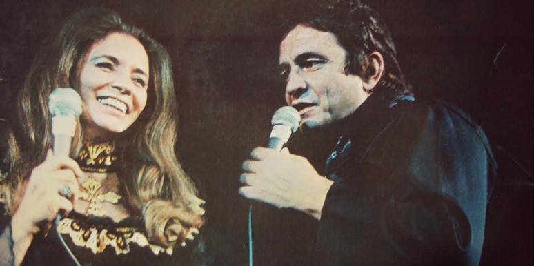 Johnny Cash love songs for him