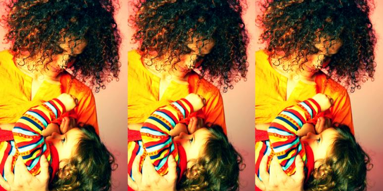 I Breastfed My Best Friend's Baby — And Have Zero Regrets
