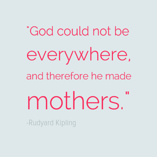 Rudyard Kipling mothers day quotes