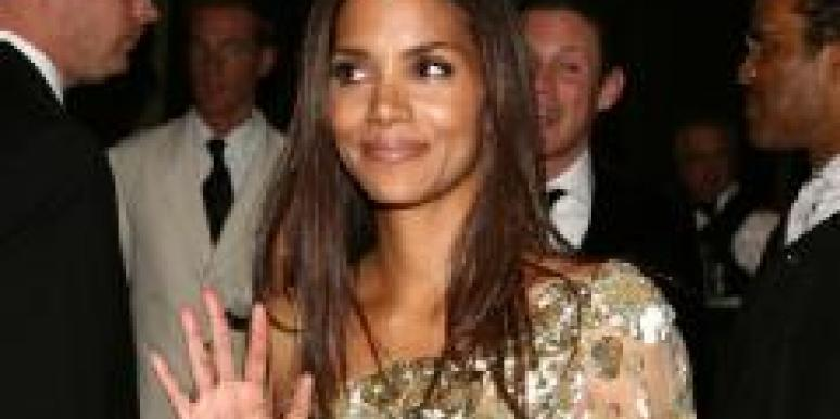 Halle Berry Takes Control in Bed