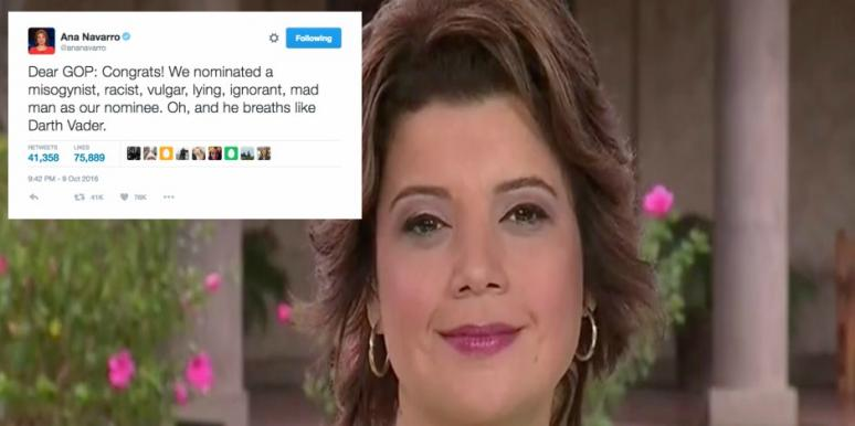ana navarro donald trump election 2016
