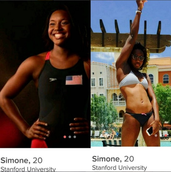 Tinder dating sites Olympics sex