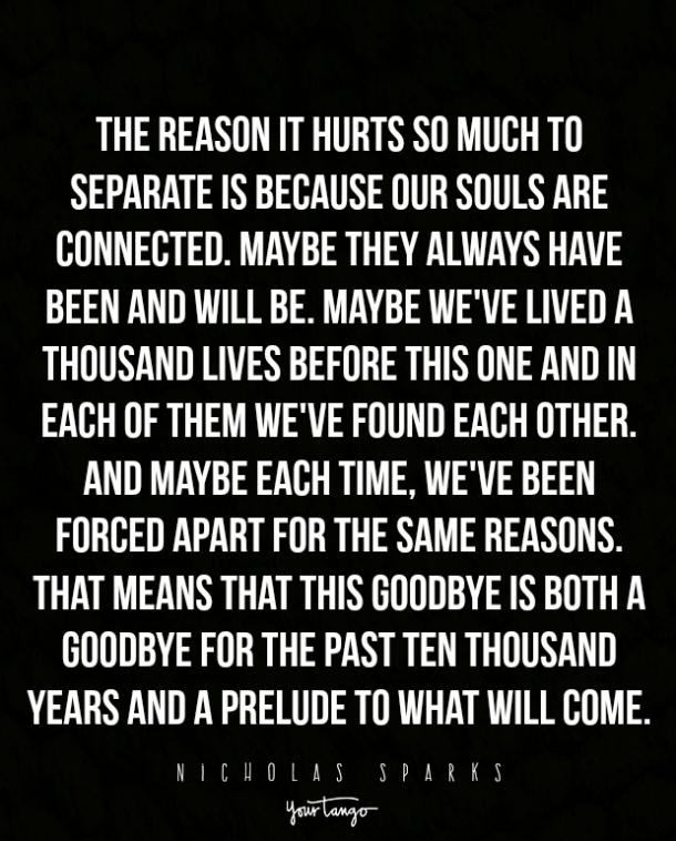 sad quotes SAYING GOODBYE