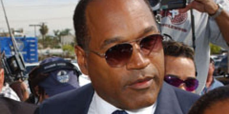 O.J's Ex Hires Lawyer To Keep Him In Jail