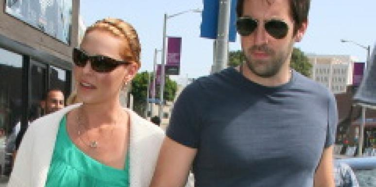 Katherine Heigl adopt Naleigh Josh Kelley