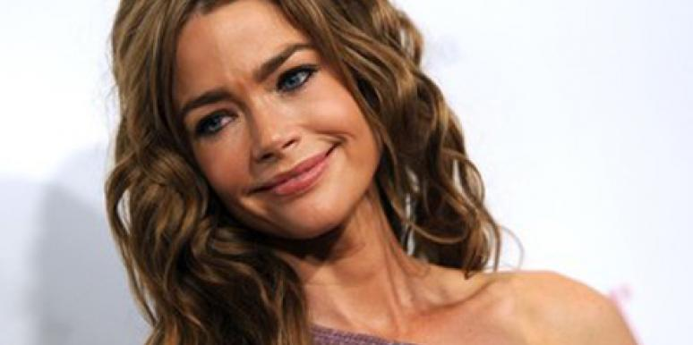 Denise Richards Regrets Getting Breast Implants As A Teen