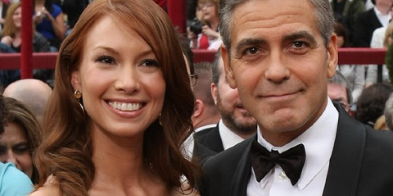 Throwback Thursday: George Clooney's Ex Love Sarah Larson