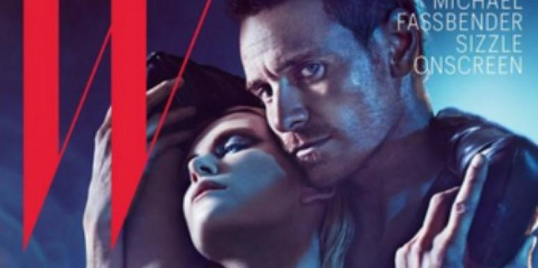 A-List Links: Charlize Theron & Michael Fassbender Sex Up W Mag