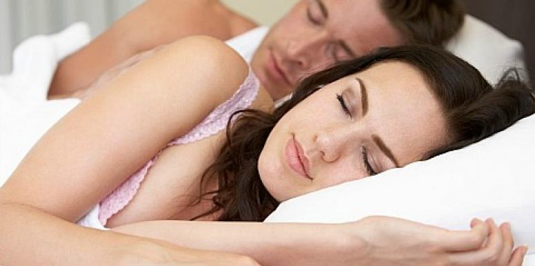 Say What? A New Study Claims Almost Half Of Couples Sleep Apart