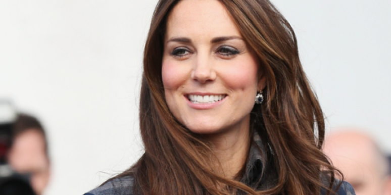 British Royal Family: Why's Kate Middleton Without Prince William