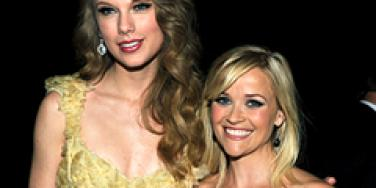 Taylor Swift & Reese Witherspoon