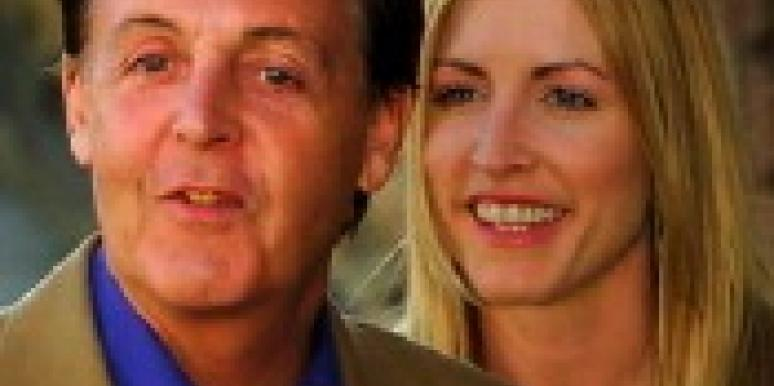 Mills-McCartney Divorce Not Quite Over