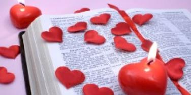bible dating hearts