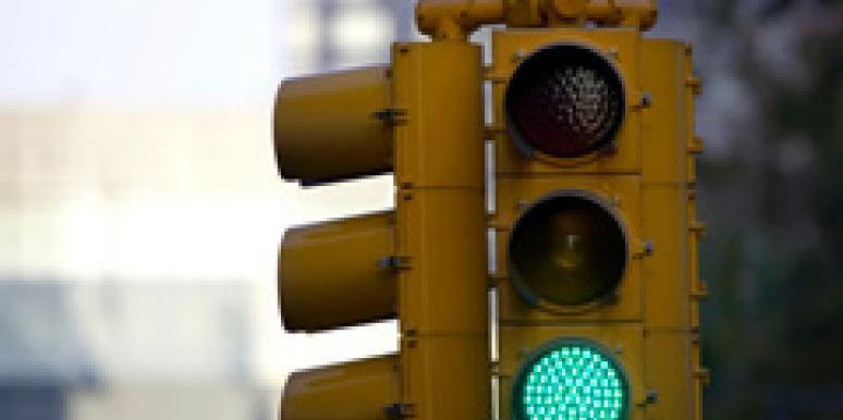 green light traffic light