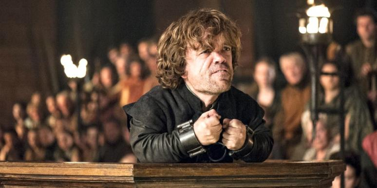 Peter Dinklage, Game of Thrones, 2014 Emmy Nominations