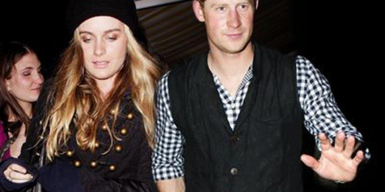 Love: Is Prince Harry Ready To Marry Cressida Bonas?!