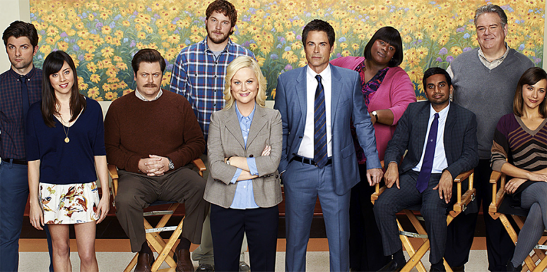 Parks and recreation, NBC, farewell season