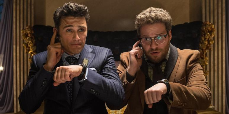 James Franco and Seth Rogen from The Interview