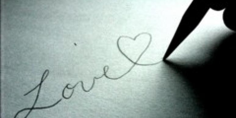 written love note