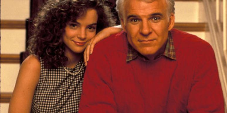 Steve Martin in 'Father Of The Bride'
