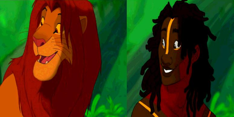 Disney Animals Would Look Like As Humans