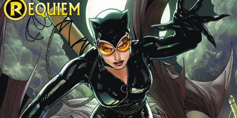 Bisexual Catwoman 18