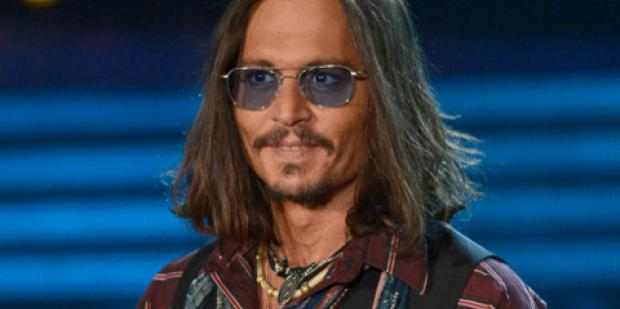 Love: Our Crush Johnny Depp Turns 50! See 50 Hot Photos