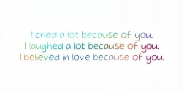 love quotes about pain