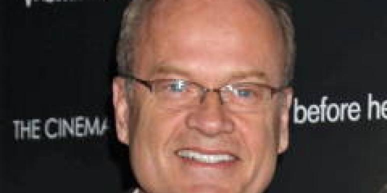 Kelsey Grammer new girlfriend