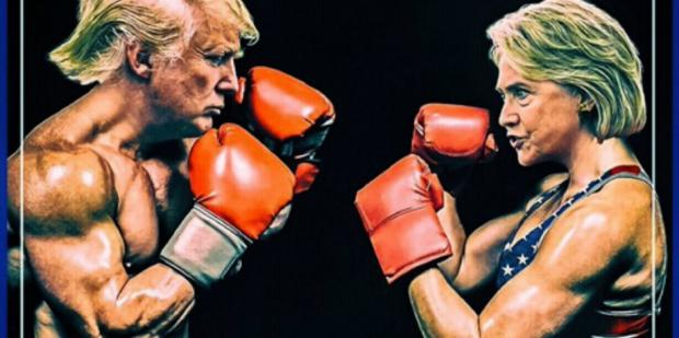 I'm For Hillary And He's For Trump — Can Our Relationship Survive?