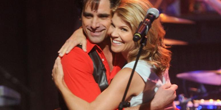Love: Lori Loughlin Responds To John Stamos' 'One That Got Away'
