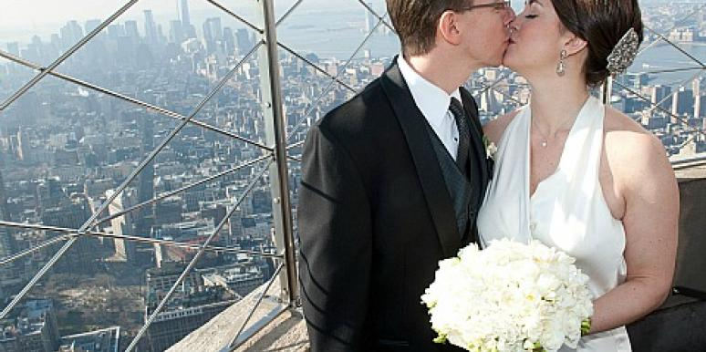 Love: Get Married On The Empire State Building On Valentines Day