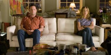 Vince Vaughn and Jennifer Aniston from The Break-Up