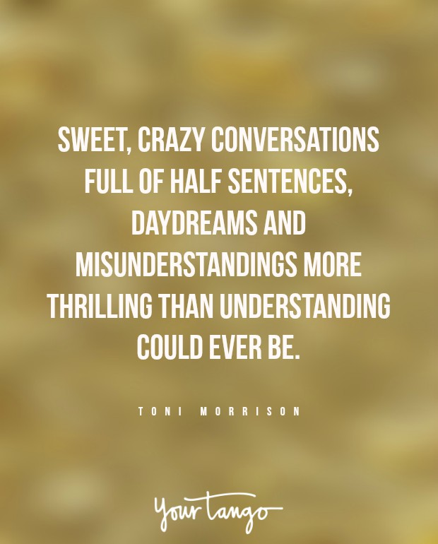 Toni Morrison Sister Quotes Crazy Relationship
