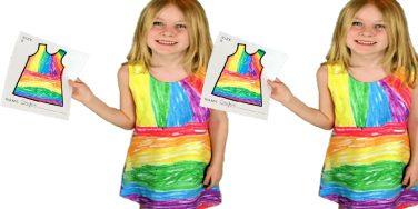 Picture This Clothing lets kids be their own designers.